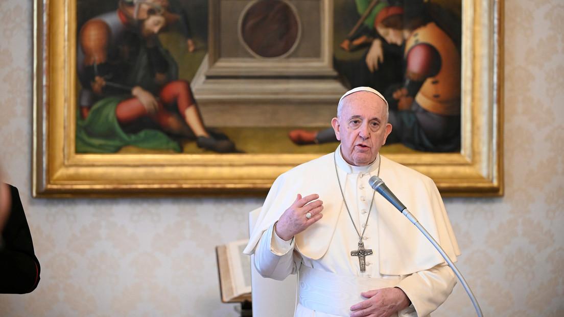 """Papa Francisco: """"Los humanos hemos pecado contra la Tierra al explotar sus recursos"""""""