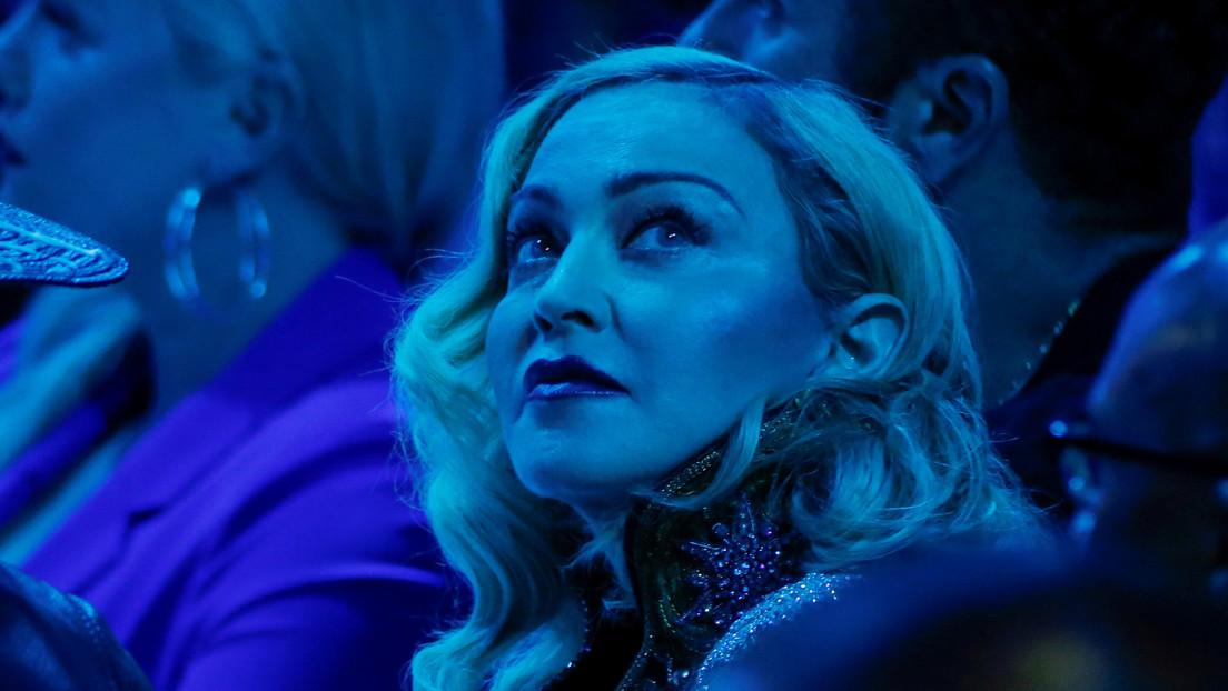 Madonna dona 100.000 mascarillas a cárceles de Estados Unidos