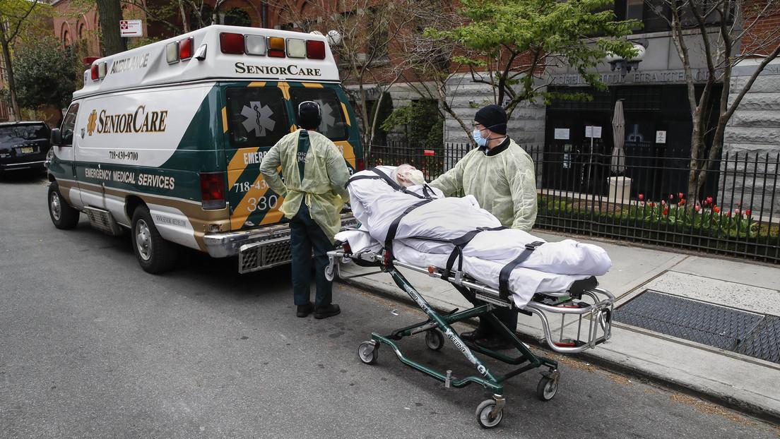 EE.UU. supera los 50.000 muertos por covid-19