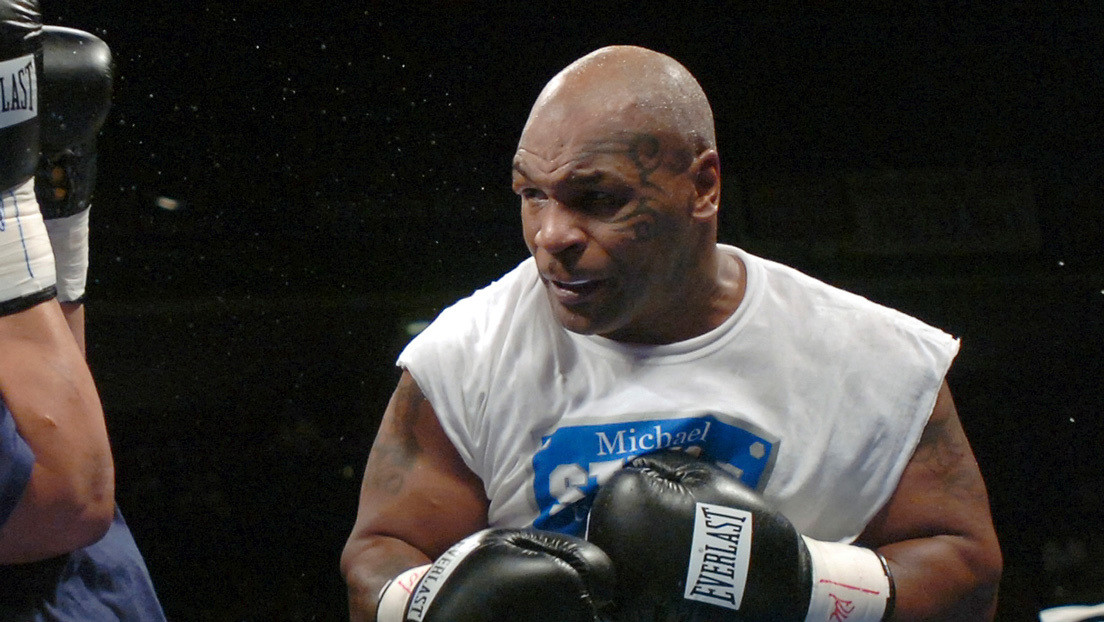 Mike Tyson asegura que está entrenando y habla de un posible regreso a los cuadriláteros