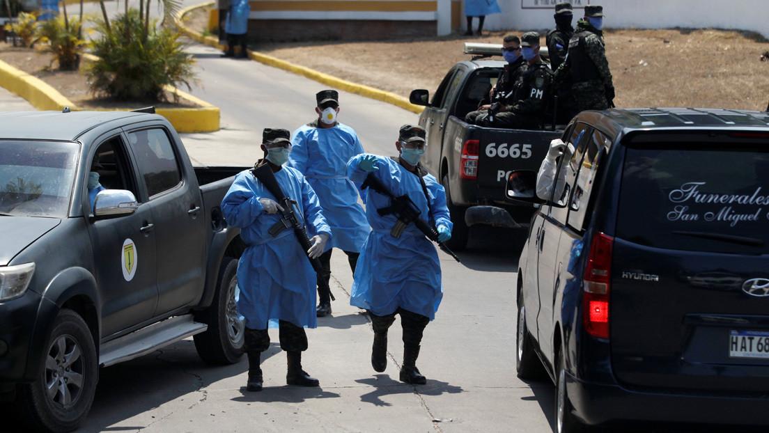 """Honduras solicita un """"apoyo"""" de 340 millones de dólares al FMI para enfrentar la crisis del coronavirus"""