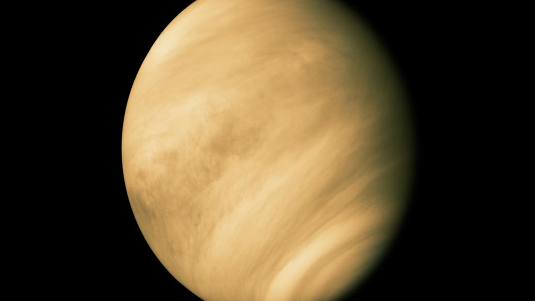 Resuelven el misterio de la extraña rotación de la atmósfera de Venus