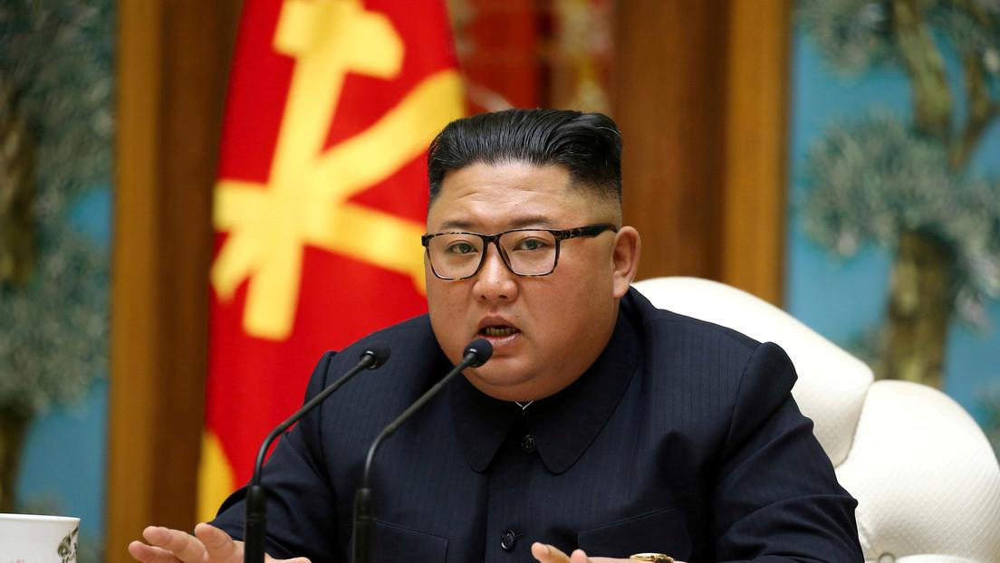Medios estatales norcoreanos informan que Kim Jong-un mandó un mensaje a los trabajadores en medio de los rumores sobre su muerte