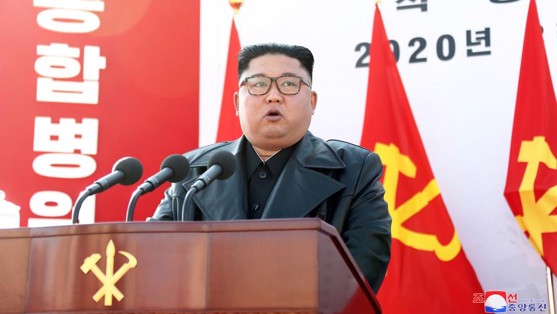 Un periódico norcoreano reporta que Kim Jong-un envió un segundo mensaje a obreros mientras circulan rumores sobre su muerte