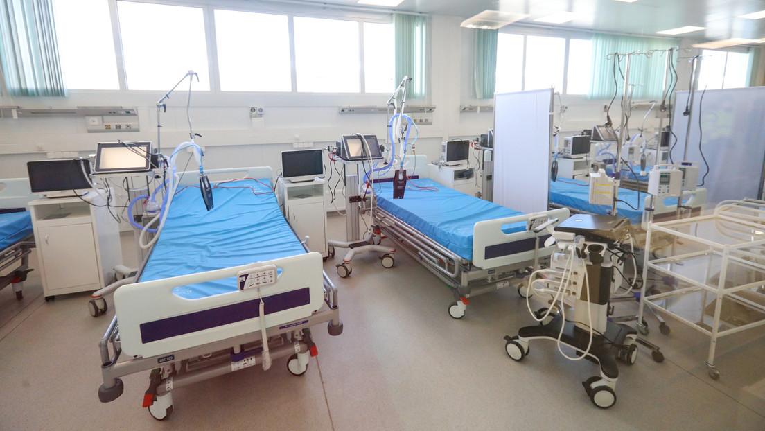 Moscú alcanza los 3.524 pacientes recuperados por covid-19 tras 349 nuevos casos