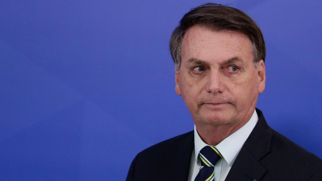 Aumenta la crisis política en Brasil: vinculan a uno de los hijos de Bolsonaro con una red criminal de noticias falsas