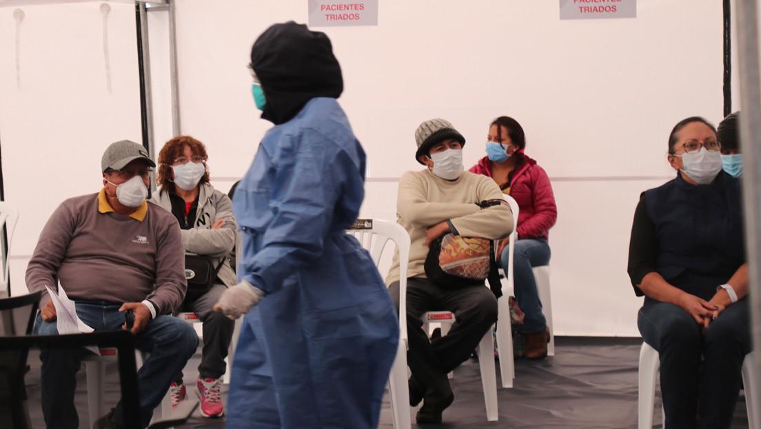 Ecuador reporta 23.240 casos positivos de coronavirus y el número de fallecidos se eleva a 1.801 entre confirmados y probables