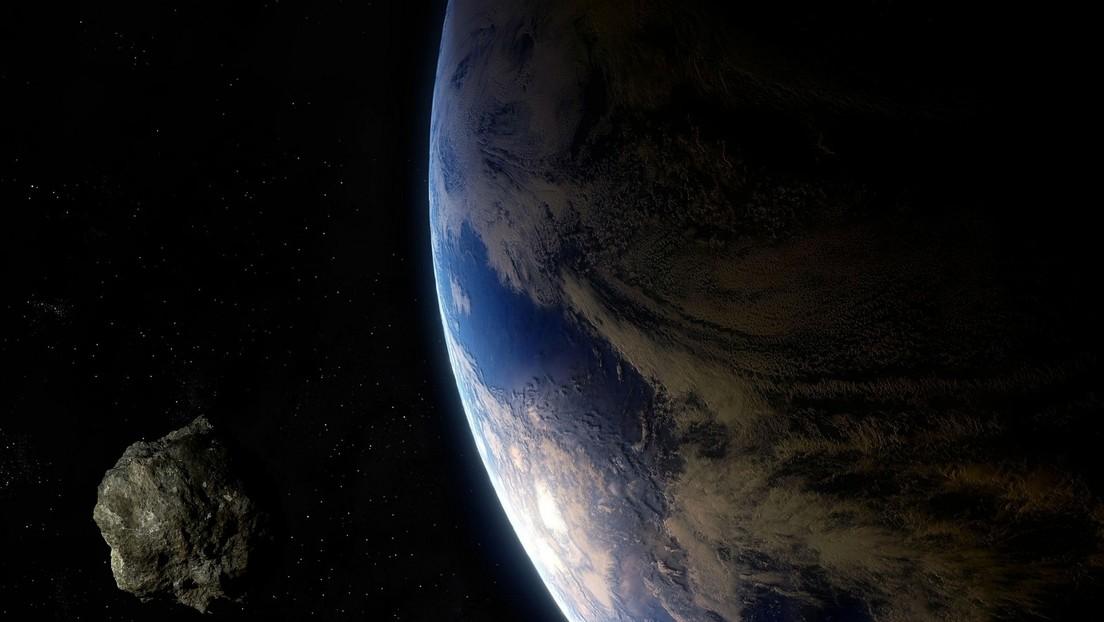 """La NASA advierte sobre dos asteroides """"potencialmente peligrosos"""" que se aproximarán a la Tierra en mayo"""