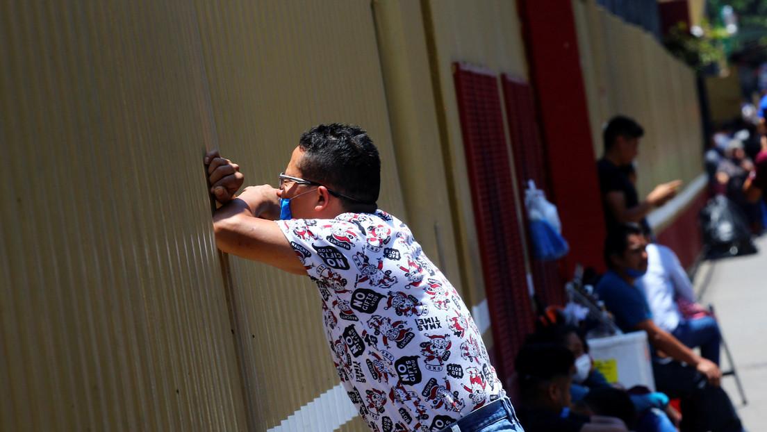 México supera los 15.500 contagios por coronavirus y registra 1.434 defunciones
