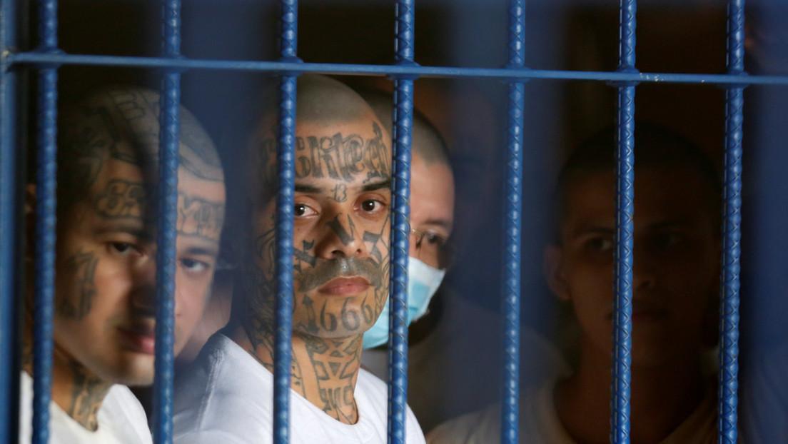 """Bukele ordena que """"todas las celdas de pandilleros"""" en El Salvador permanezcan """"selladas"""""""