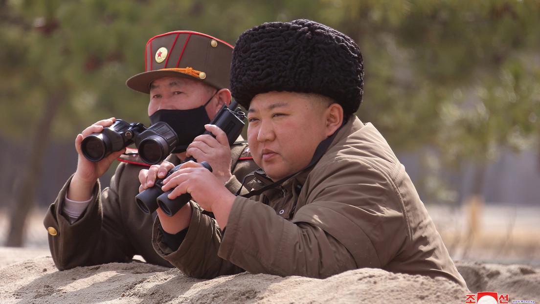 Agencia norcoreana publica una carta de Kim Jong-un fechada este lunes