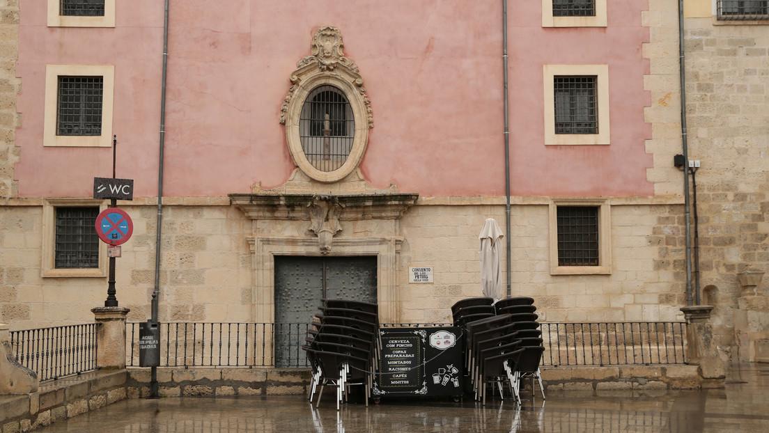 El coronavirus destruyó más de medio millón de empleos en España en la segunda mitad de marzo