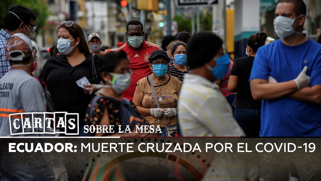 Ecuador: ¿hacia una 'muerte cruzada' por el covid-19?