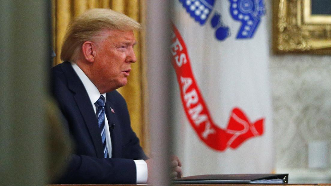 Los servicios secretos habrían advertido a Trump en más de diez ocasiones del peligro del coronavirus
