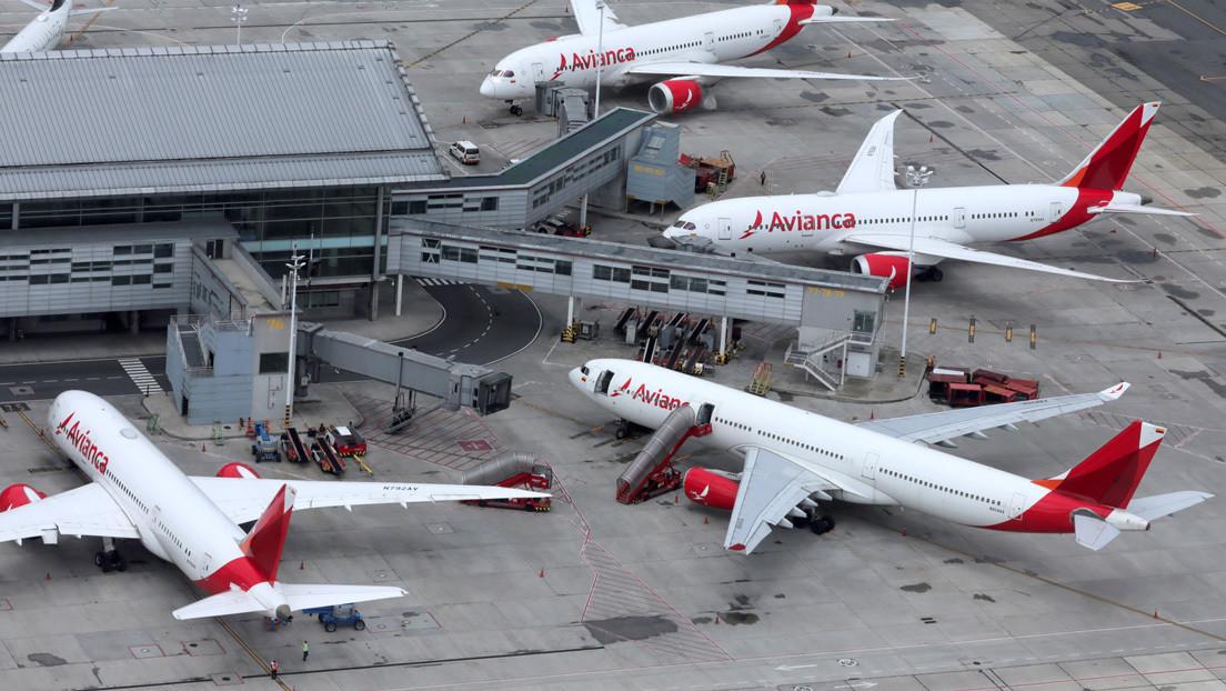 """""""Las aerolíneas necesitan un salvavidas"""": Avianca pide ayuda económica al Gobierno de Colombia"""