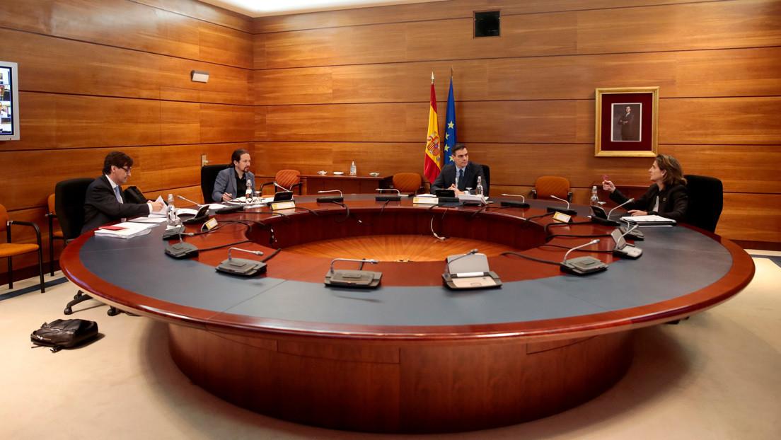 El Gobierno de España anuncia un 'plan para la transición hacia una nueva normalidad' en cuatro fases