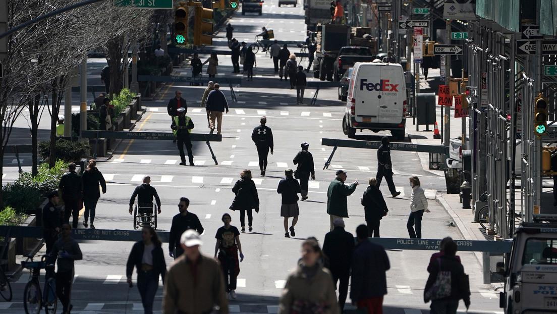 Millones de desempleados no logran conseguir beneficiosen EE.UU. en medio de la pandemia