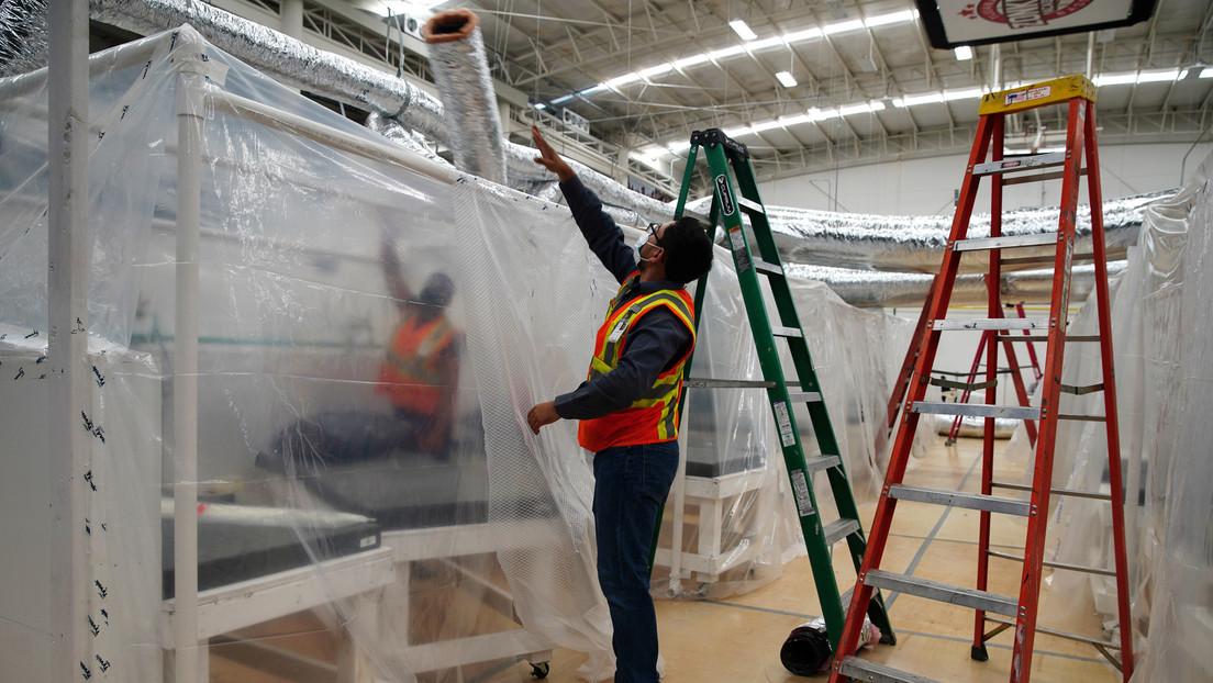 México registra su día más letal por la pandemia del coronavirus con 163 decesos