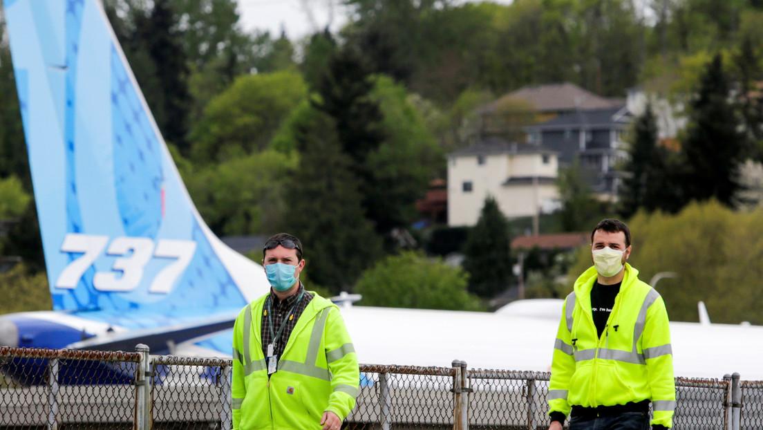 La ONU estima que este año habrá una reducción de 1.500 millones de pasajeros aéreos debido al coronavirus