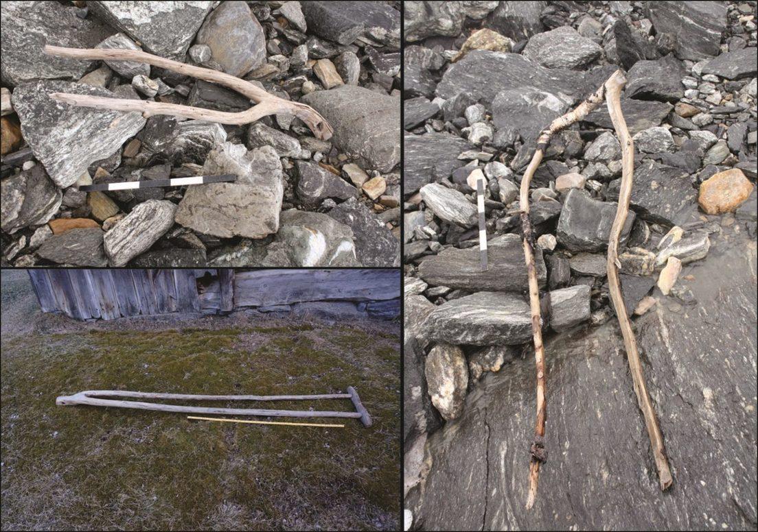 Se derrite un glaciar en Noruega y deja al descubierto objetos antiguos de  los vikingos (FOTOS) - RT