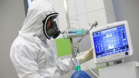 Científicos rusos crean un líquido que elimina el coronavirus en superficies y en el aire