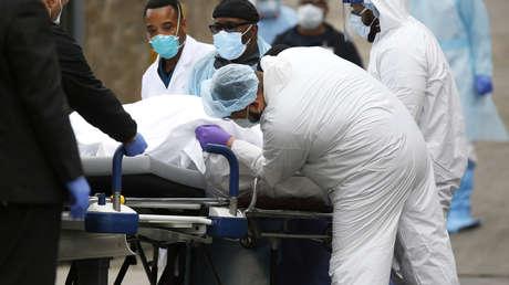 EE.UU. supera las 8.000 muertes y los 300.000 infectados por el coronavirus