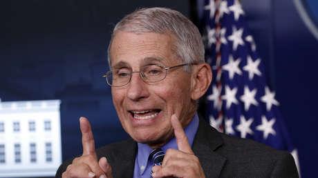 """Principal infectólogo de EE.UU.: """"La vuelta a la época precoronavirus podría no suceder nunca"""""""