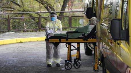 La cifra de fallecidos en 24 horas vuelve a subir en España hasta los 757 muertos y ya hay más de 146.000 infectados