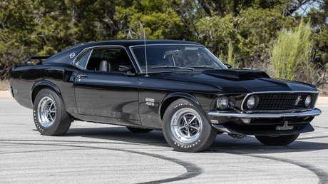 Subastarán un Ford Mustang exclusivo del fallecido actor de 'Rápido y Furioso' Paul Walker