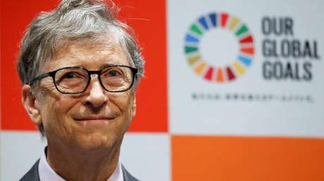 Bill Gates explica las investigaciones sobre el covid-19 y vaticina cuándo habrá una vacuna contra ese mal
