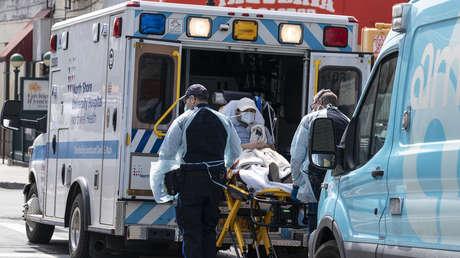 Nueva York confirma 777 fallecimientos por covid-19 en una jornada