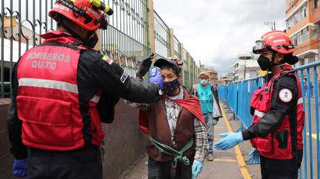 """Correa: """"Ecuador es el país que peor ha manejado la pandemia en América Latina"""""""
