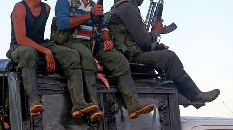Ocho disidentes de las extintas FARC fueron abatidos durante una operación en el suroeste de Colombia