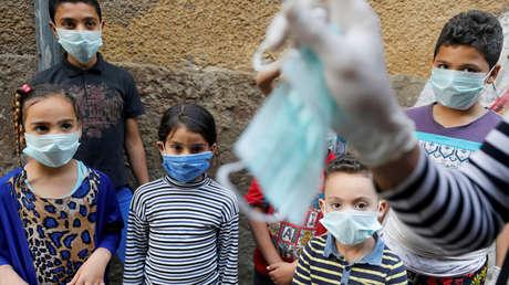 """La ONU advierte de """"cientos de miles de muertes infantiles adicionales en 2020"""" debido a la crisis del covid-19"""