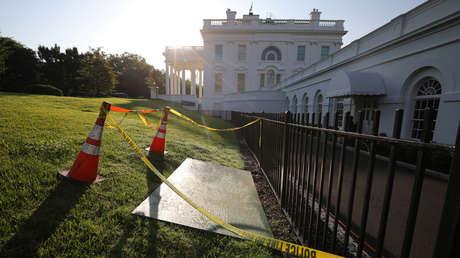 Newsweek: Una fuerza militar secreta se prepara para asegurar Washington y trasladar la Casa Blanca si hace falta