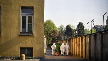 """Italia investiga la dimensión de la """"masacre"""" del coronavirus en las residencia de ancianos"""