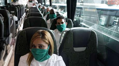 Ministro de Salud argentino confirma el arribo de médicos cubanos para afrontar el coronavirus