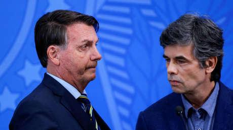 Brasil corrige la cifra de fallecidos por un