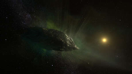 Descubren una composición química inusual en el cometa interestelar que nos visita de las profundidades del espacio
