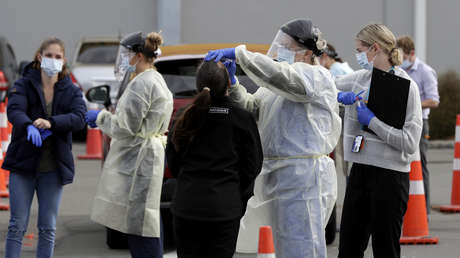 El número de contagios por coronavirus supera los 2,5 millones a nivel mundial