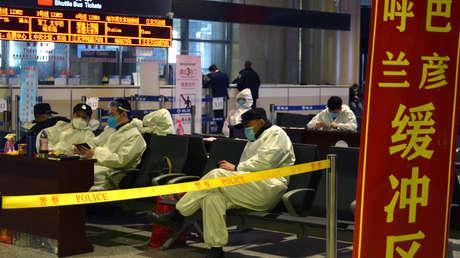 Cierran la capital de la provincia china que se ha convertido en el epicentro del nuevo brote de coronavirus en el país