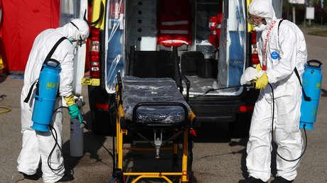 España registra 440 nuevas muertes por covid-19 y el número total de decesos asciende a 22.157