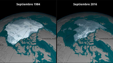 Pronostican un Ártico libre de hielo en verano para antes de 2050