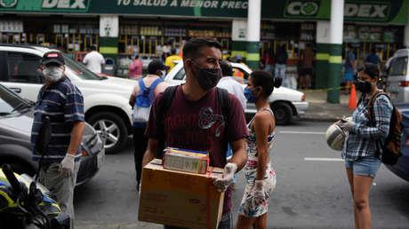Trump anuncia que EE.UU. enviará a Ecuador respiradores para la lucha contra el coronavirus