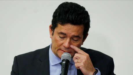 """El ministro de Justicia de Brasil, Sergio Moro, renuncia y acusa a Bolsonaro de """"interferencia política"""" en la Policía Federal"""
