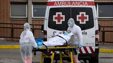 España registra un ligero repunte, con 378 nuevas muertes por covid-19 en las últimas 24 horas y el número total asciende a 22.902