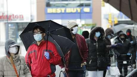 Médicos estadounidenses creen que el coronavirus puede provocar accidentes cerebrovasculares en adultos jóvenes