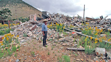 Denuncian acoso y hostigamiento contra el campesino que desafía en México a una minera del magnate Carlos Slim