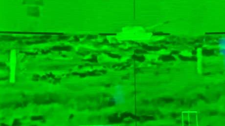 ¿Pájaro o misil?: Un proyectil es derribado por un 'objeto' volador durante un ejercicio de la OTAN (VIDEO)