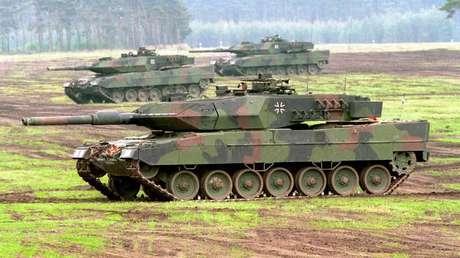 Alemania y Francia acuerdan desarrollar un carro de combate de nueva generación
